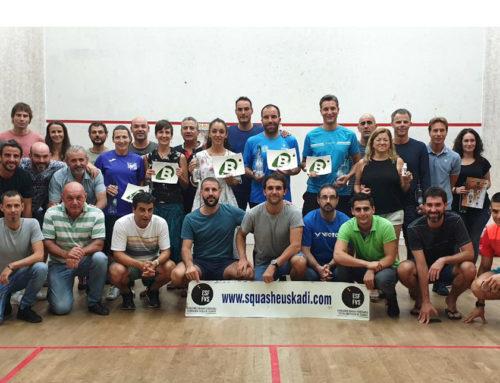 Maider Briongos y Alberto Ferreiro, ganadores en Sestao