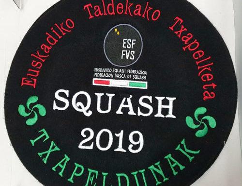 Los equipos del Benedikta, campeones de Euskadi 2019