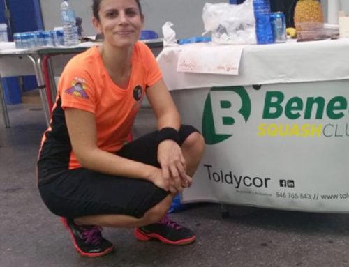 Isabel Soto, entrevistada en El Correo